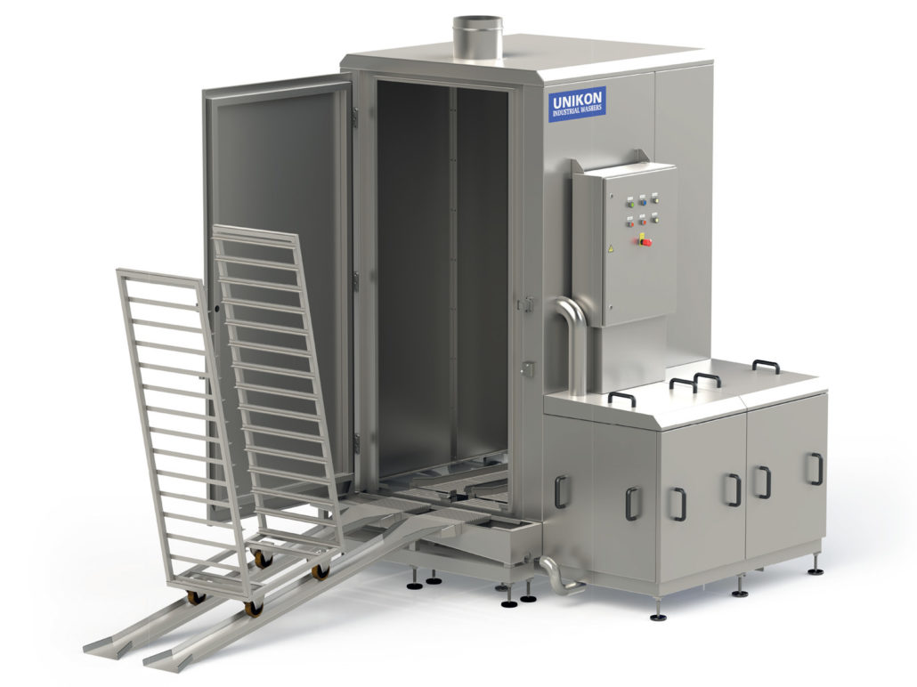 UNIKON Carts & Racks washer